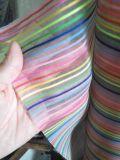 供應進口尼龍條紋沙網,彩色條紋紗網,彩色條紋編織網,禮品袋網布