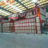 鋁型材時效爐,全自動輸送線時效爐,均質加熱爐