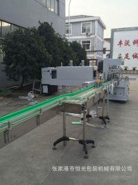 全自动L型热收缩包装  膜包机     江苏恒光包装制造