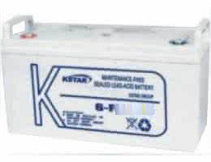 KSTAR科士達6-FM-120 12V120AH 太陽能直流屏UPS/EPS電源 蓄電池