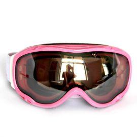 可卡近视 双层防雾滑雪镜 登山护目镜