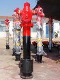SSK150/80-1.6快开调压防冻防撞室外地上消火栓