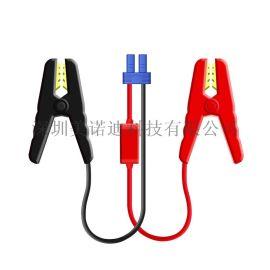 启动电源夹子升级电瓶夹子搭火线电瓶连接线