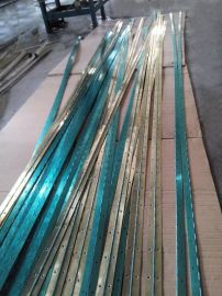CYA01-3.5米馬口鐵鍍金色長合頁