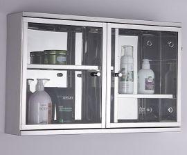 不锈钢卫浴镜箱1201