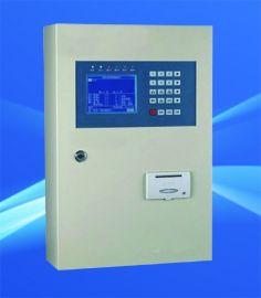 浙江火灾探测器,火灾监测主机电气火灾设备,壁挂式监控主机