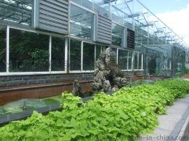 新疆昌吉生态餐厅玻璃温室/博乐温室/伊宁温室设计建造条件讲解-河南歌珊温室
