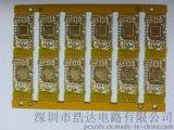 四层沉金PCB线路板