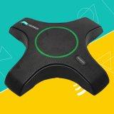 大功率360拾音/USB視頻會議全向麥克風/SKYPE會議麥克風/回音消除