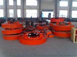 MW5系列高频型吊运废钢铁用起重电磁铁