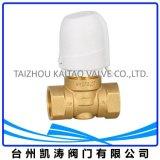 电热执行器 电热截止阀 二通/三通/内螺纹系列