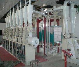 鑫丰面粉加工设备厂的中新型小麦面粉机械配件有哪些不同之处?