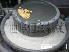 梅州石磨肠粉磨浆机**报价 广东肠粉石磨厂家直销