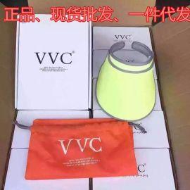 韩国**VVC女神帽遮阳帽 代理批发