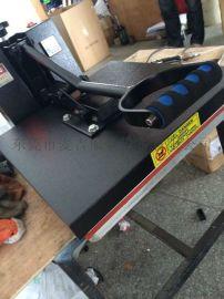 厂家供应手动烫画机个性T恤烫画烫钻