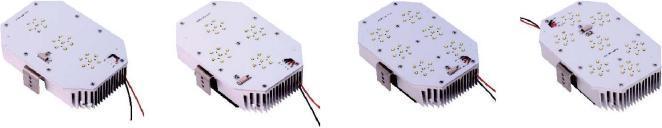 E2585-40 LED路灯光源 40W LED路灯