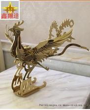 金属凤凰不锈钢工艺品制作厂家 不锈钢工艺品摆件价格