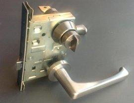 日本MIWA门锁 U9LA50-1办公室执手锁单位门锁