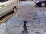 包頭扭絞方鋼熱鍍鋅鋼格板