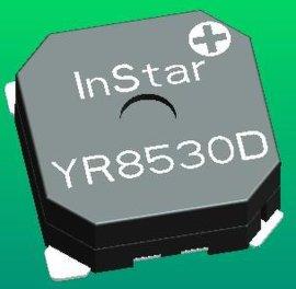 扫描枪专用电磁式无源贴片蜂鸣器(YR8530D)