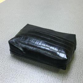 跨境專供便攜防水化妝品包女士旅行韓版pu化妝包定制
