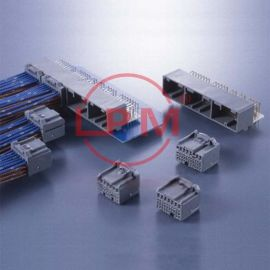 苏州汇成元供应JAE MX31135NQA 原厂车用连接器