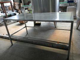 装箱平台 不锈钢装箱平台