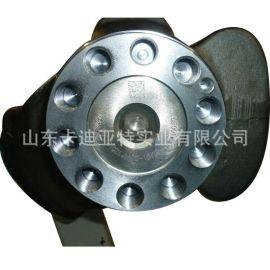 二汽东风发动机曲轴 东风 多利卡 201-02101-0632曲轴锻钢 图片
