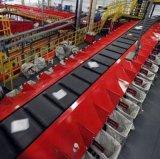 仓储物流输送线 分拣机厂家 快递自动分拣线 高速交叉带分拣机设备厂家优惠 低噪音 自动扫码 错分率低 性能稳定