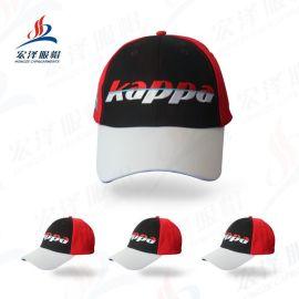 韩版新款贴布字母棒球帽拼色男女士春夏户外休闲平沿鸭舌帽