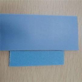 厂家定做pp塑料板材 双面磨砂发泡板材 pp胶板