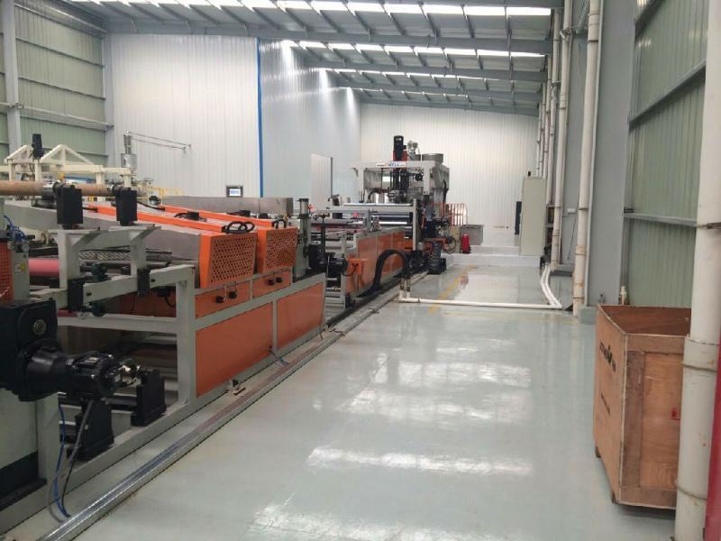 厂家专业生产 PET单螺杆片材机双螺杆 PET片材设备 欢迎来电