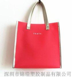 PVC手提袋 深圳厂家批发低价精美PVC购物袋 PVC包装袋