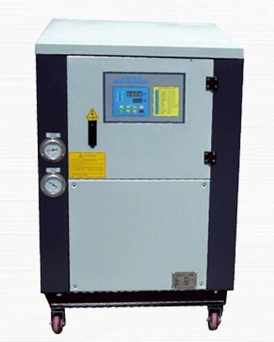 博盛水冷式工业冷冻机组
