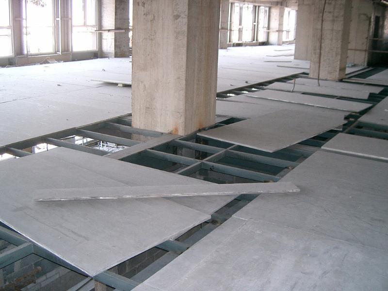 江蘇衆安1200*2400*15-30mm水泥壓力LOFT樓層板