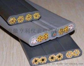 盐湖硅橡胶扁电缆YFGPB性能纤维