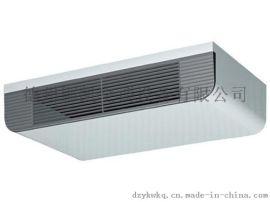 卧式明装风机盘管厂家 水空调 冷暖变频