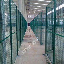 深圳隔离网护栏网车间隔离网