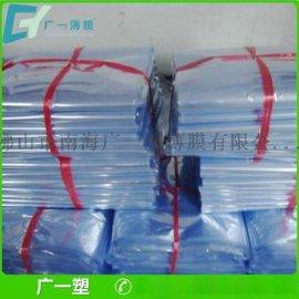 厂家热销门窗收缩袋pvc透明热缩膜pvc卷膜袋子105cm定制免费拿样