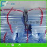 廠家熱銷門窗收縮袋pvc透明熱縮膜pvc卷膜袋子105cm定製免費拿樣