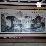 景观手绘壁画类别_工艺_釉下手绘陶瓷壁画公园壁画