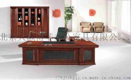 昌平老板台定做厂家办公桌椅 烤漆 板式 均可定做