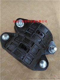 焊接肩型KRJ型矿用快速接头