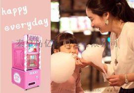 共享棉花糖机 自助棉花糖机 无人售货棉花糖拉丝机