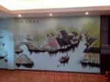 四川成都幼儿园墙体彩绘艺术