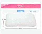 环保夏季婴儿枕3D婴儿枕头枕 防螨 可水洗 透气