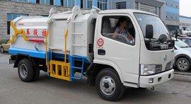 供应东风福瑞卡侧装式压缩垃圾车电话价格,厂家,图片