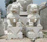 石狮子,石雕动物雕塑