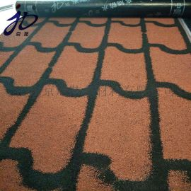 SBS彩色立体防水卷材 斜屋面防水防潮材料 直销SBS改性沥青防水卷材