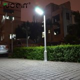 RUOCLN太阳能一体路灯 人体感应LED路灯 15W高亮道路照明N530B